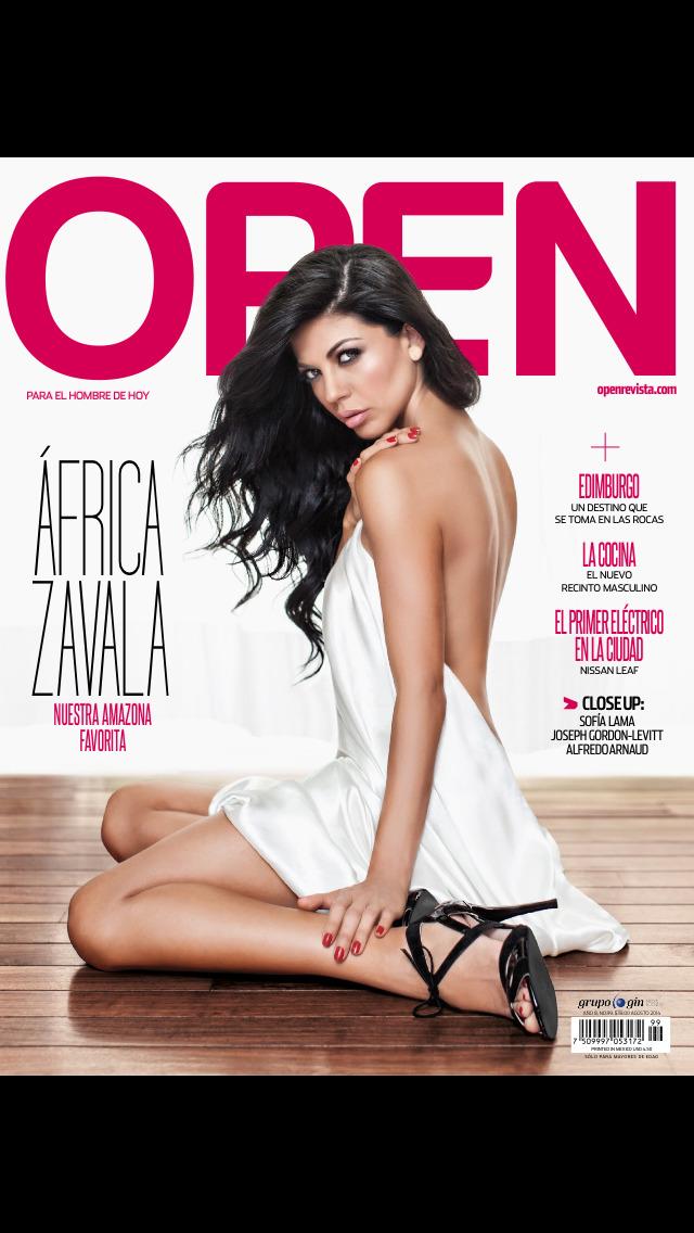 Revista OPEN screenshot 1