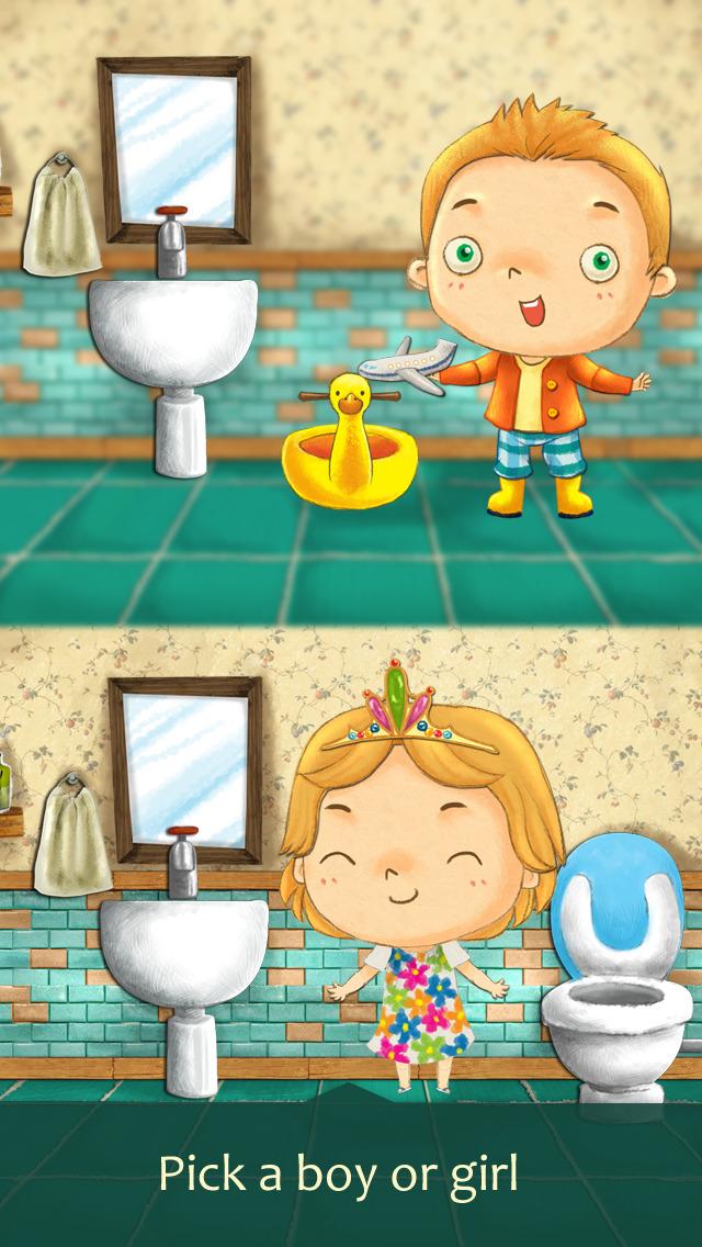 Toilet Potty Training screenshot 2