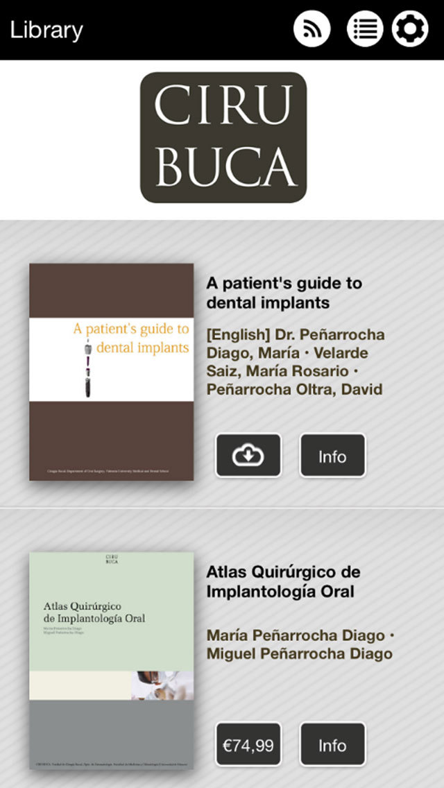 Dental Surgery and Implantology - Cirubuca Books of Dentistry screenshot 1