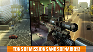 Sniper 3D Assassin: Gun Games screenshot 2