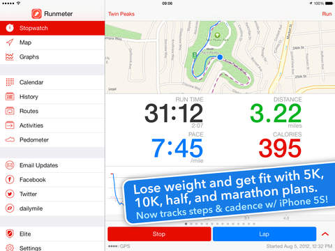 5K Runmeter - Run / Walk Training screenshot 7