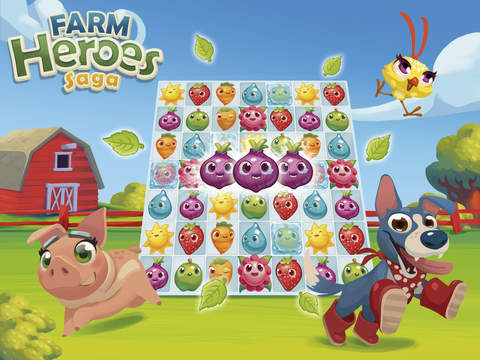 Farm Heroes Saga screenshot 10