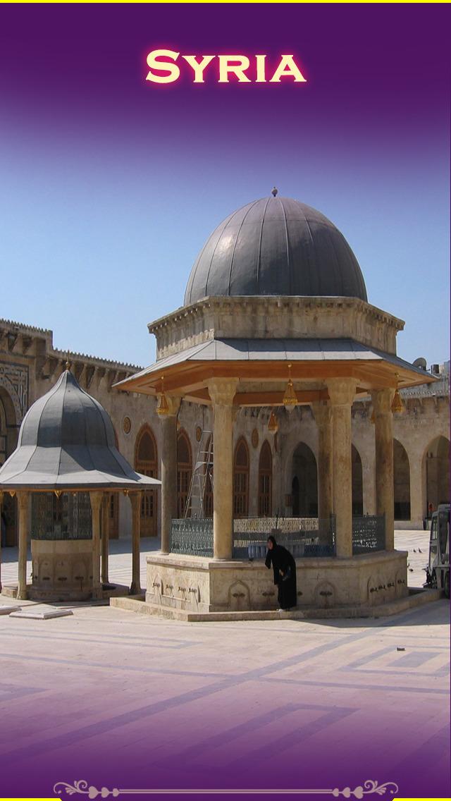 Syria Tourism Guide screenshot 1
