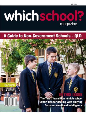 Which School Magazine Queensland - náhled