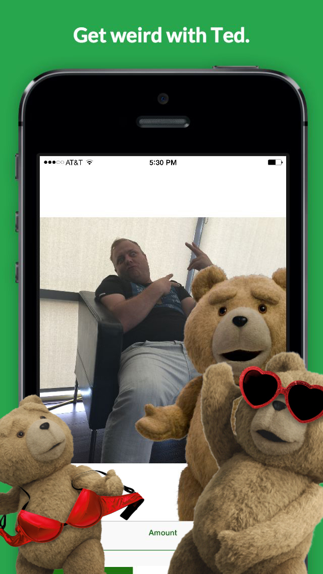 Ted 2 - The Official Photo Booth screenshot 4