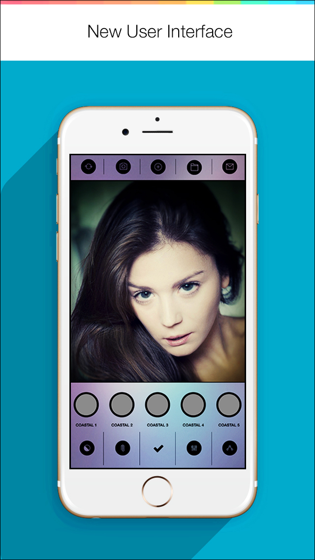 Galaxy 360 - Add filters, beautiful effects over your photo screenshot 1