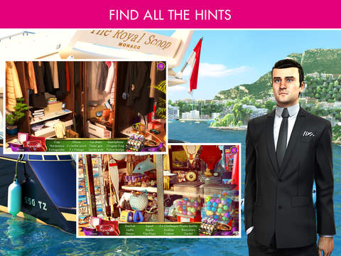 The Princess Case: Wedding Scandal in Monaco - A Hidden Object Adventure (Full) screenshot 8