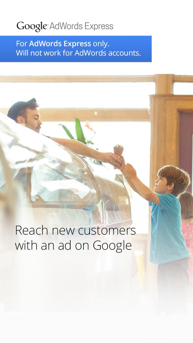 AdWords Express screenshot #1