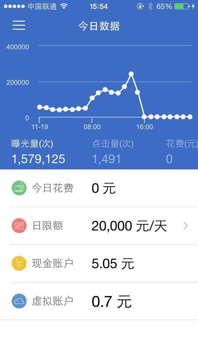 腾讯社交广告 screenshot 1