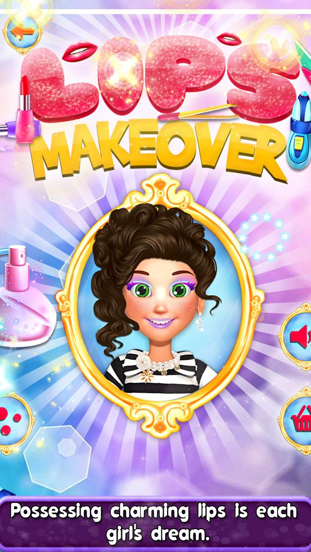 Lips Makeover screenshot 5