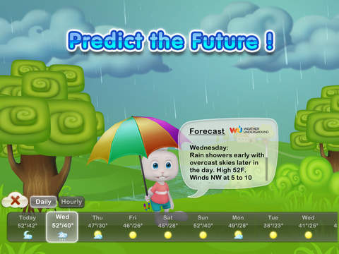 Weather Rabbit screenshot 7