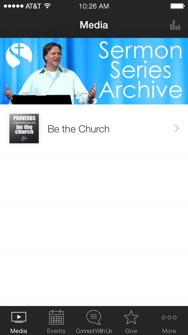 Shiloh Community Church screenshot 1