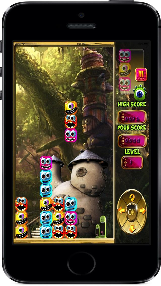 Rescue Blocks : Pandora Momument Build screenshot 2