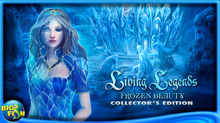 Living Legends: Frozen Beauty - A Hidden Object Fairy Tale (Full) screenshot 5