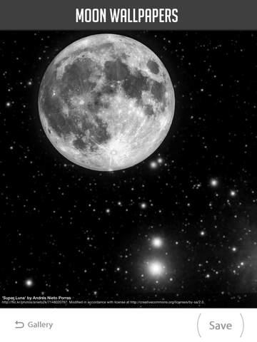 Moon Wallpaper screenshot 7