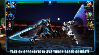 Ultimate Robot Fighting screenshot 3