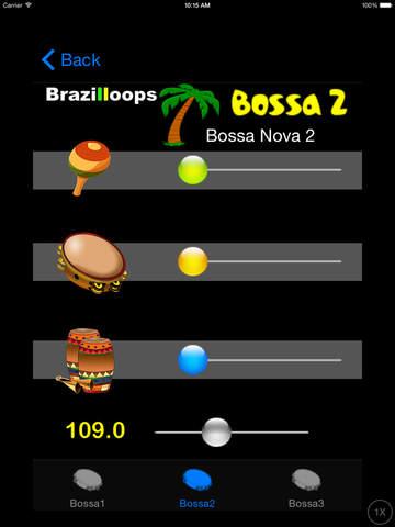 Brazilloops Bossa screenshot 3