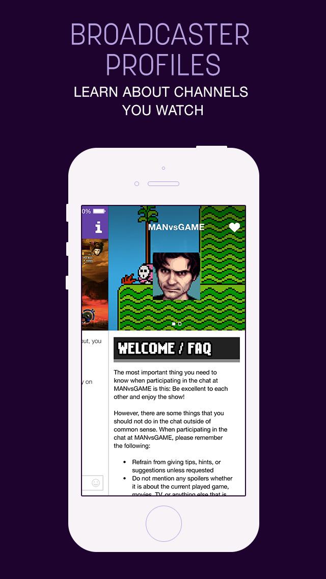 Twitch: Live Game Streaming screenshot 3