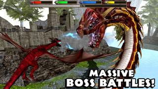 Ultimate Dragon Simulator screenshot 4