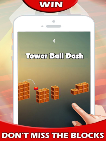 Tower Ball Dash screenshot 3