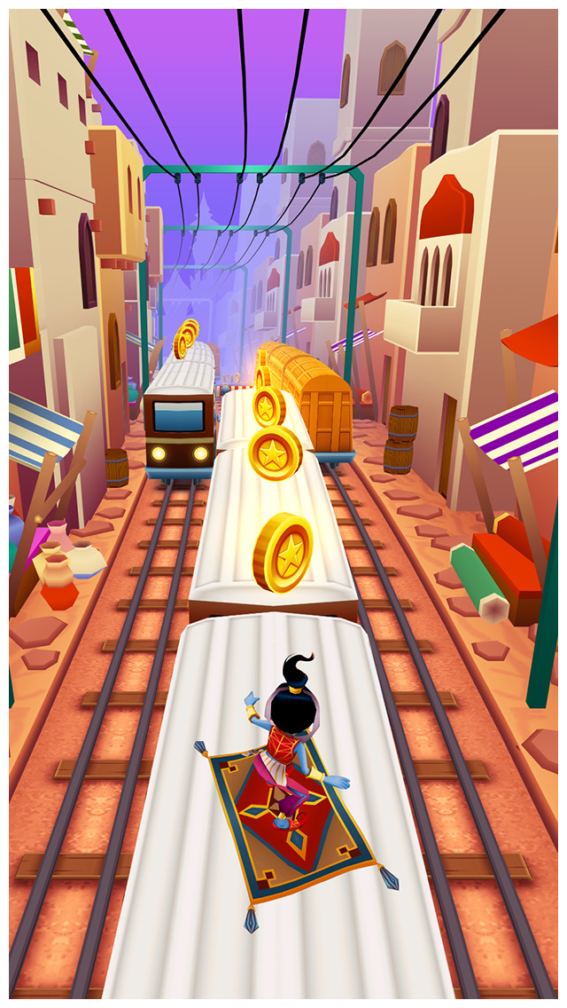 Subway Surfers screenshot 3