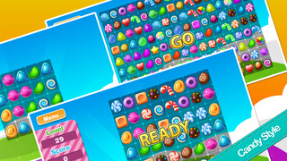 Onet Connect Puzzle - Twin Candy Blast screenshot 1