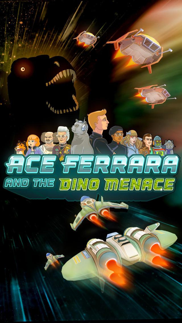 Ace Ferrara and the Dino Menace screenshot #1