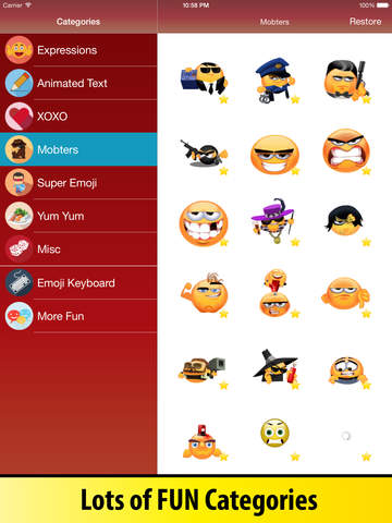 Animated Emoji Keyboard - Emoticons for iPhone & iPad screenshot 10