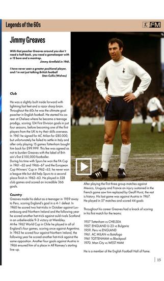 Football Masters Magazine screenshot 3