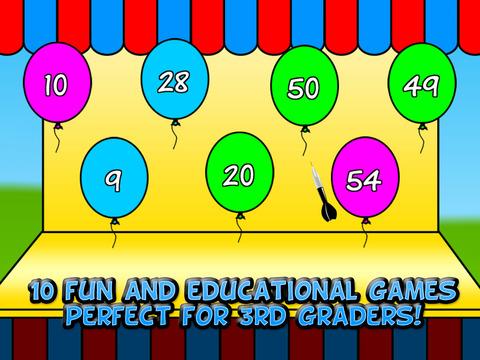 Third Grade Learning Games screenshot 7
