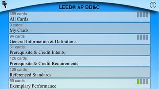 LEED® BD&C Flashcards: Building Design & Construction screenshot 2