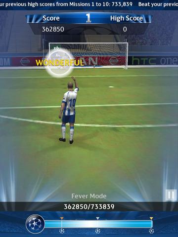 UEFA Champions League PES FLiCK screenshot 10