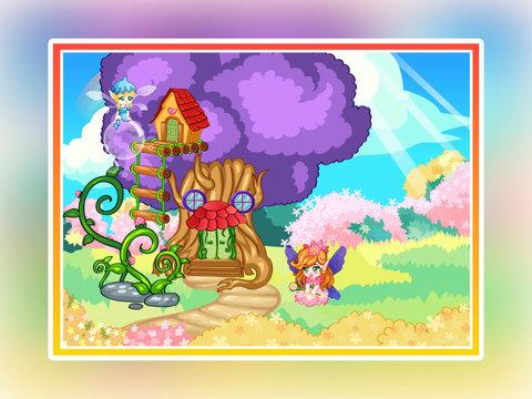 Elf Tree House Decoration screenshot 4
