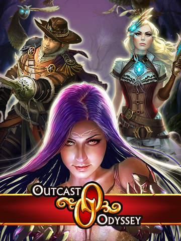 Outcast Odyssey screenshot #4