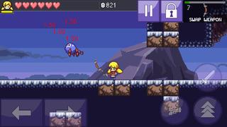 Cally's Caves 3 screenshot 2