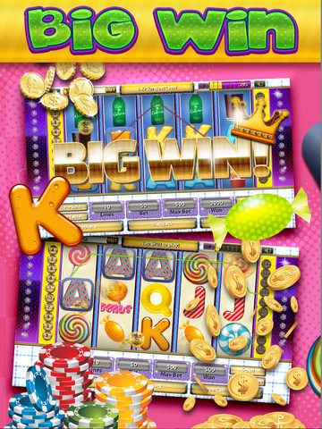 Candy Soda Slots Turbo Journey of Sinners - (Crush it with Master Vegas Jackpot Casino) Free screenshot 6