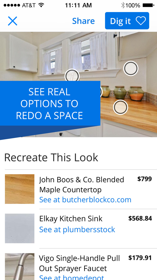 Zillow Digs - Home Design and Paint Visualizer screenshot 2