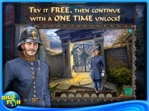 Order of the Light: The Deathly Artisan HD - A Hidden Object Game with Hidden Objects screenshot #1