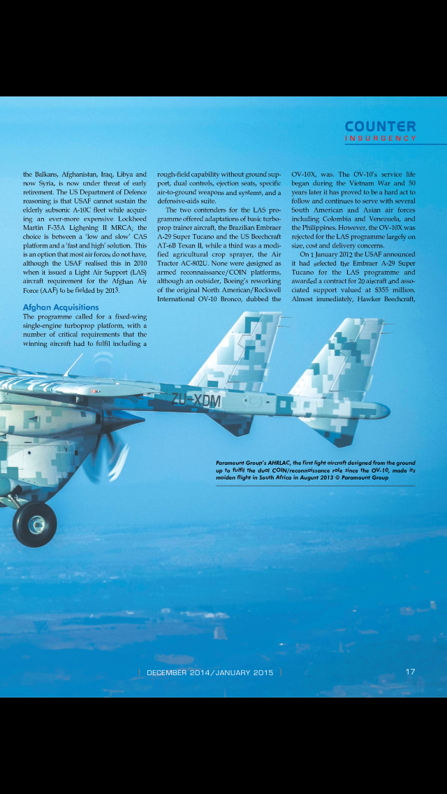 Asian Military Review screenshot 5