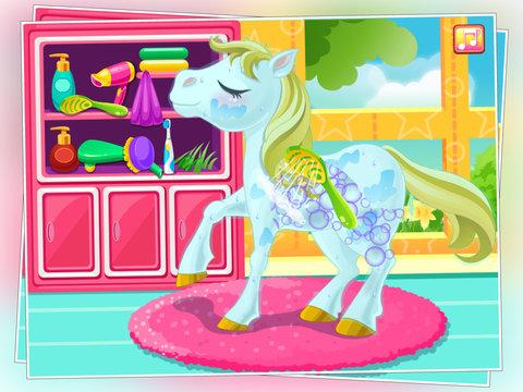 Baby Pony Salon screenshot 5