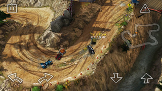 Reckless Racing HD screenshot #5