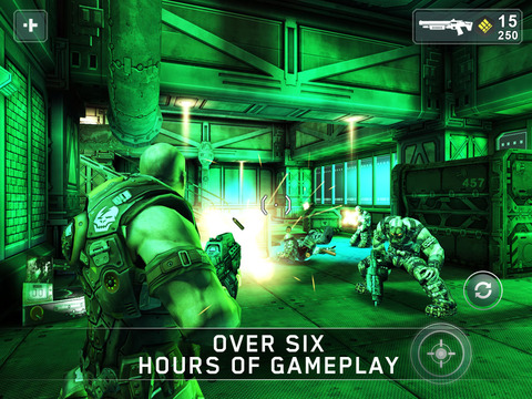 SHADOWGUN screenshot #2