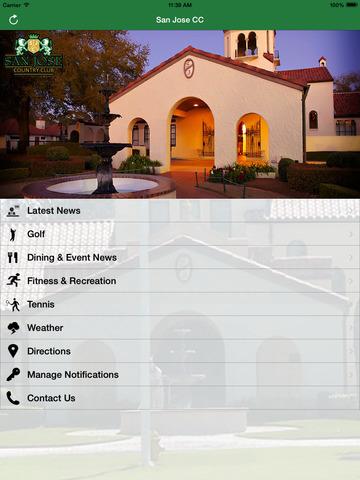 San Jose Country Club screenshot 3