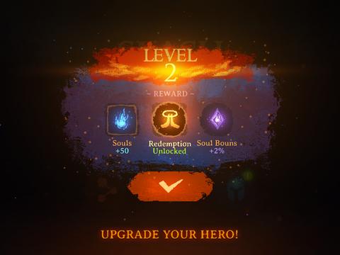 Dark Slash: Hero - Endless road to survival screenshot 9