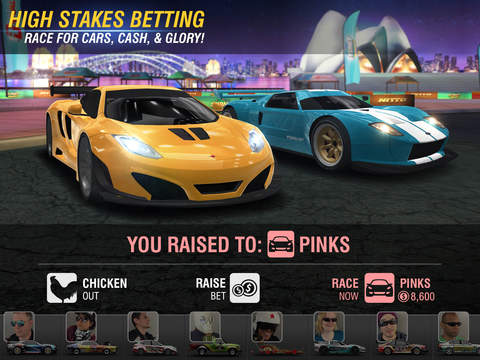 Racing Rivals screenshot 8