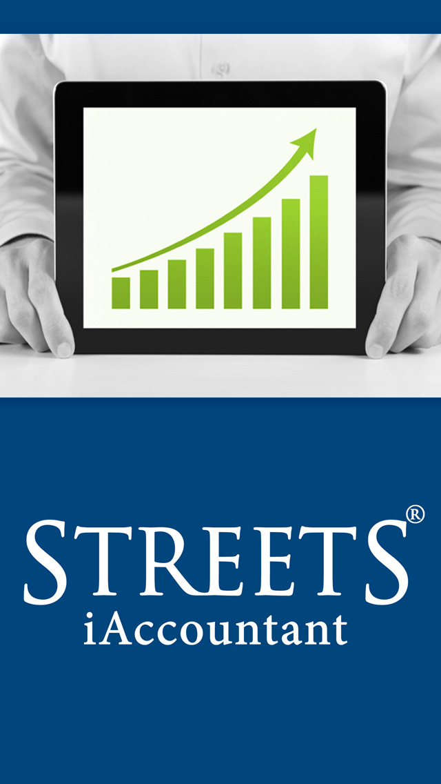 Streets Chartered Accountants screenshot #1