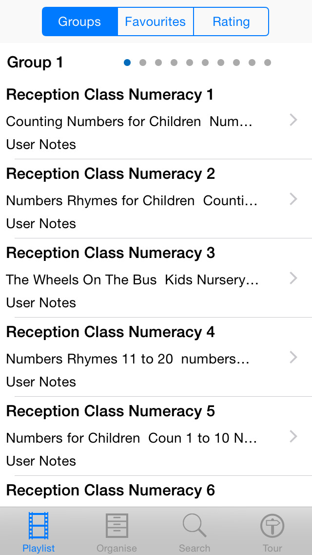 Reception Class Numeracy screenshot 2