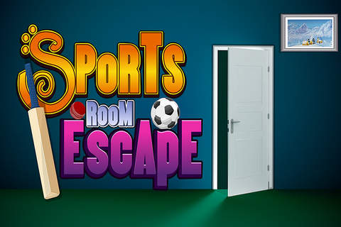 Sports Room Escape - náhled