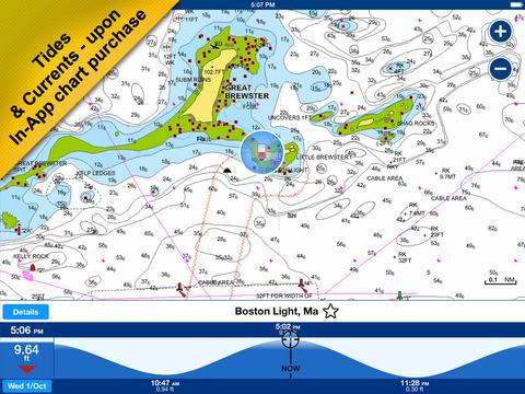 Boating HD Marine & Lakes screenshot 4