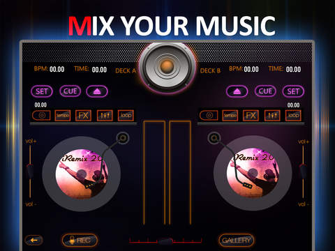 iRemix 2.0 DJ Music Remix Tool screenshot 7